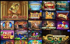 Vbet all slot games