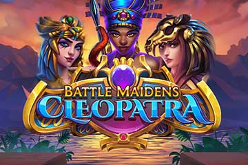 Battle Maidens Cleopatra Slot Review