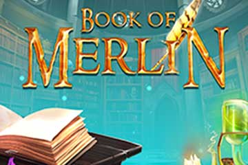 Book of Merlin Slot Game