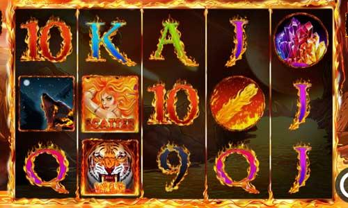 queen of embers slot screen