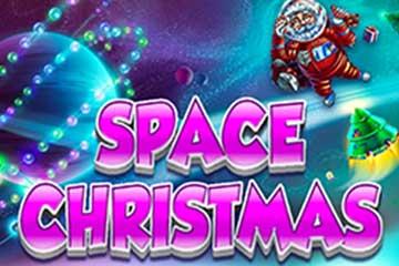 Space Christmas Slot Game
