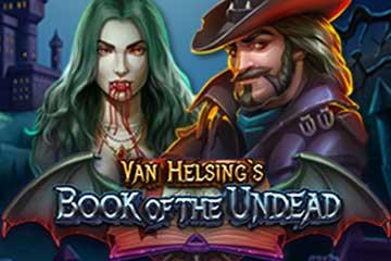Van Helsings Book of the Undead Slot Game