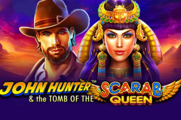 John Hunter and the Tomb of the Scarab Queen Slot Review