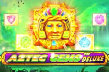 Aztec Gems Deluxe Slot Game