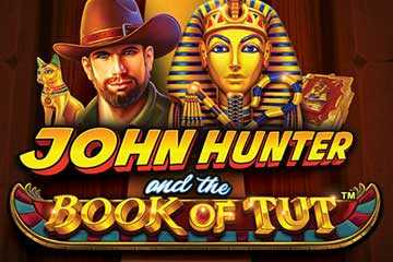 John Hunter and the Book of Tut Slot Review