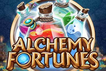 Alchemy Fortunes Slot Game