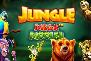 Jungle Mega Moolah Slot Game