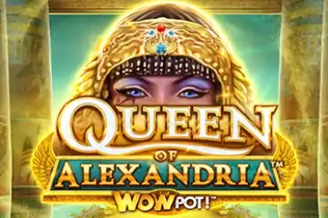 Queen of Alexandria WowPot Slot Game