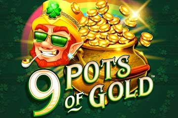 9 Pots of Gold Slot Review