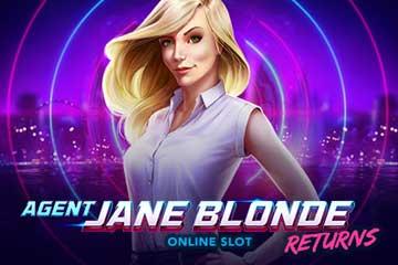 Agent Jane Blonde Returns Slot Game