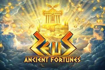 Ancient Fortunes Zeus Slot Game