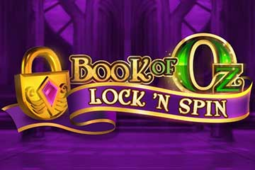 Book of Oz Lock N Spin Slot Review