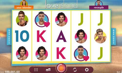 Love Island Slot Game
