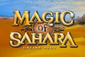 Magic of Sahara Slot Game