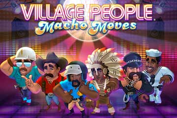 Village People Macho Moves Slot Game